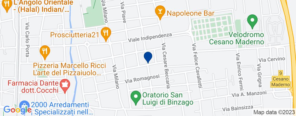 Appartamento Monolocale, CESANO MADERNO