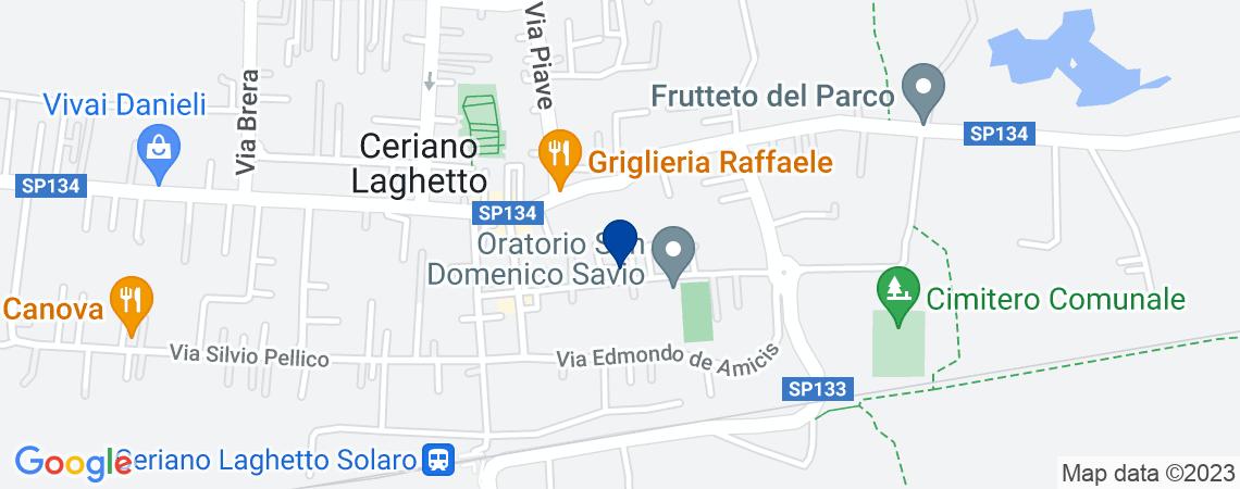 Appartamento Bilocale, CERIANO LAGHETTO