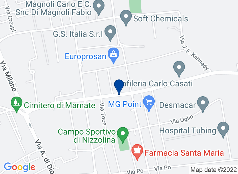 Opificio industriale, MARNATE