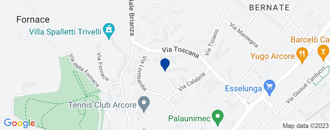 Appartamento Trilocale, ARCORE