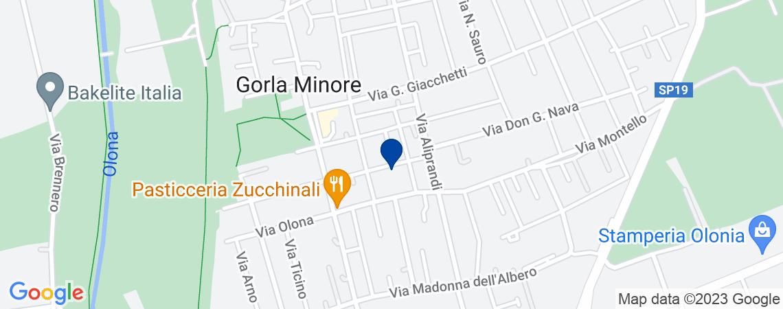 Appartamento Quadrilocale, GORLA MINORE