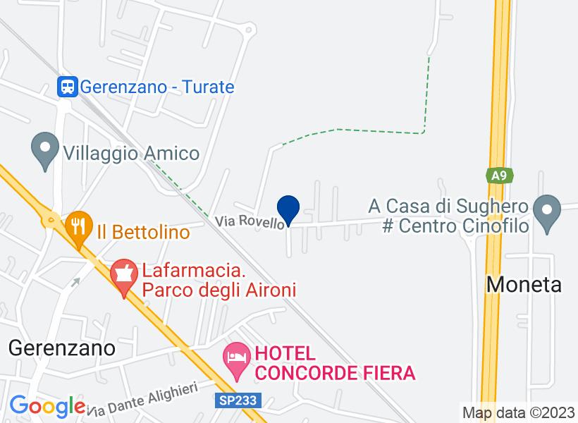 Appartamento Quadrilocale, GERENZANO