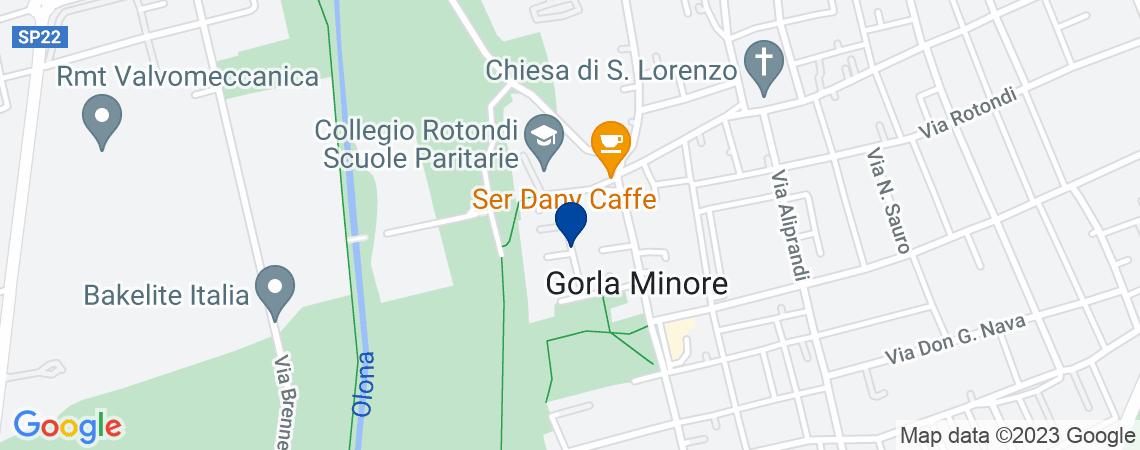 Appartamento, GORLA MINORE