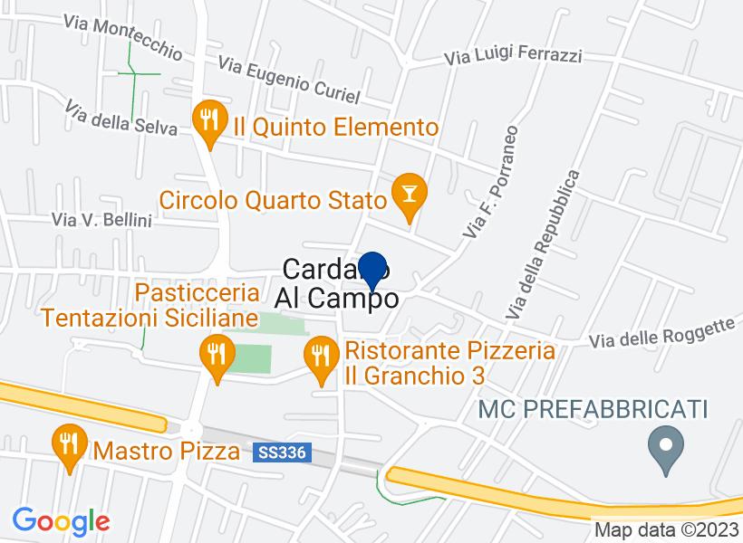 Appartamento Quadrilocale, CARDANO AL CAMPO
