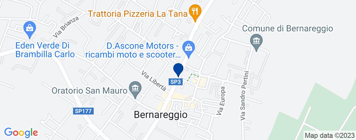 Fabbricato commerciale, BERNAREGGIO