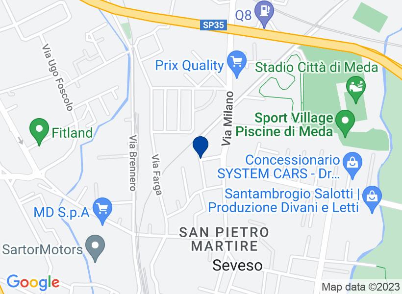 Appartamento, SEVESO