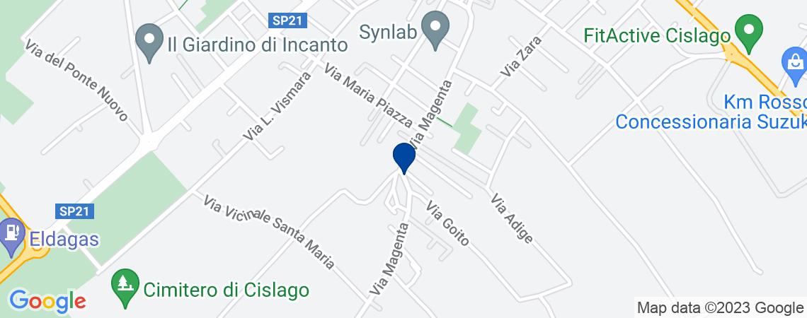Appartamento 5 o più locali, CISLAGO