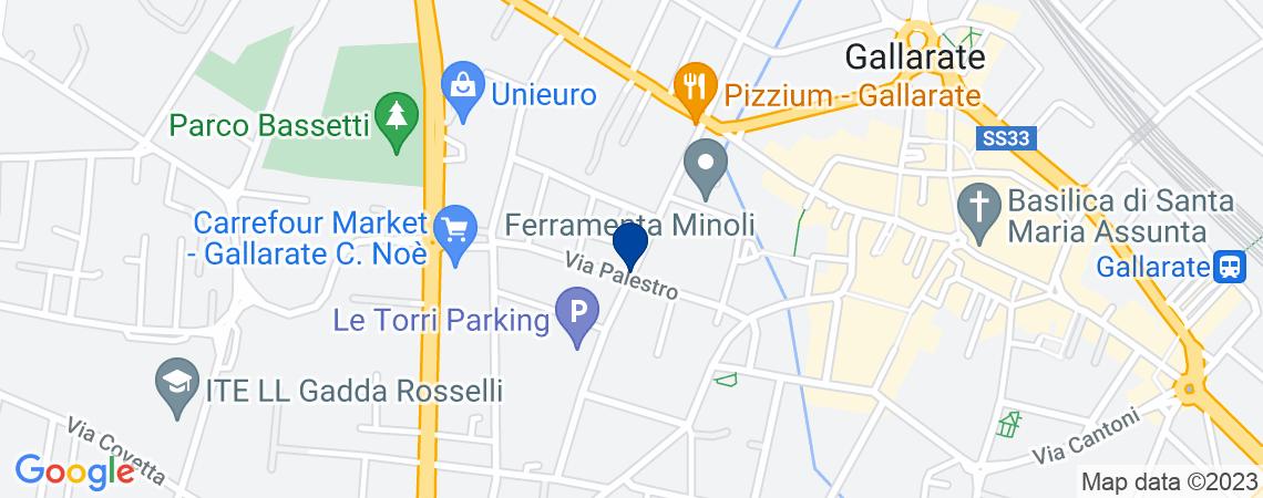 Ufficio, GALLARATE