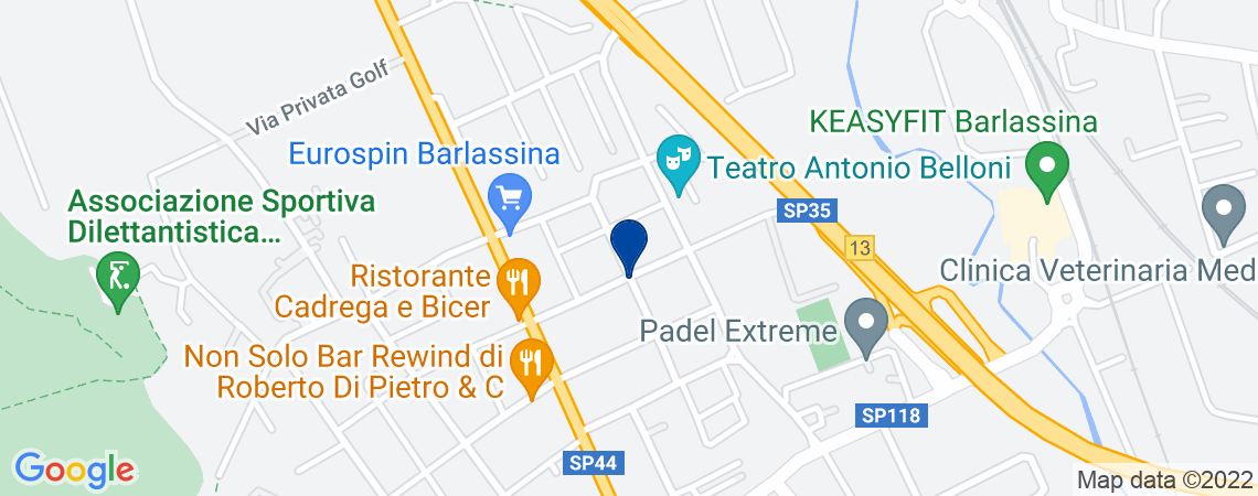Fabbricato commerciale, BARLASSINA
