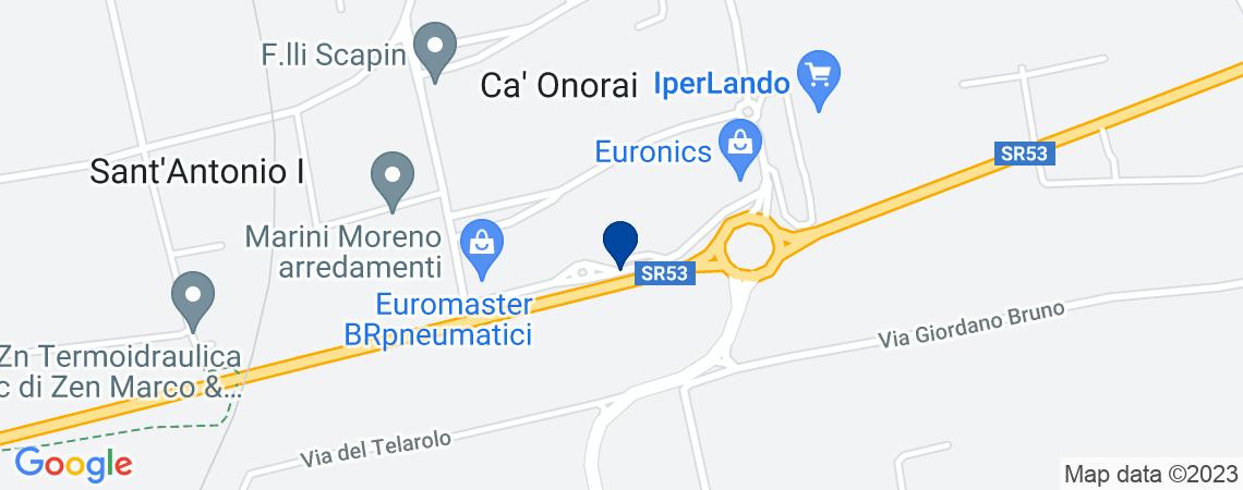Fabbricato commerciale, CITTADELLA