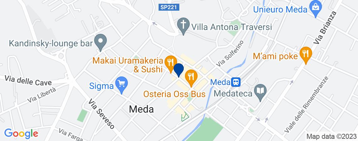 Ufficio, MEDA