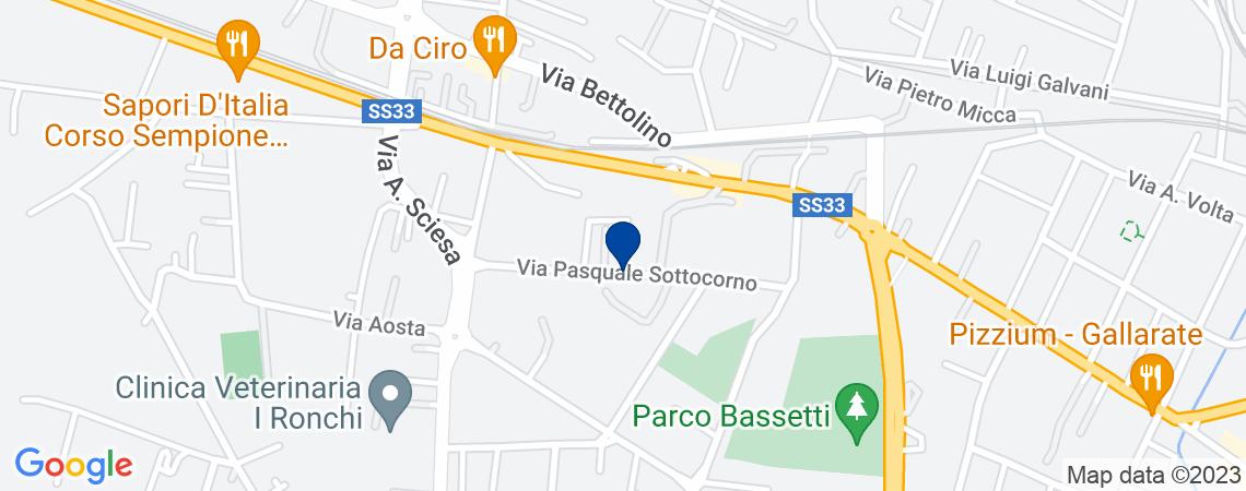 Appartamento Trilocale, BUSTO ARSIZIO
