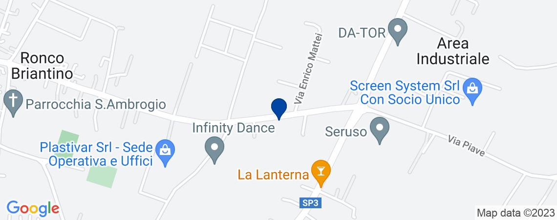 Opificio industriale, RONCO BRIANTINO