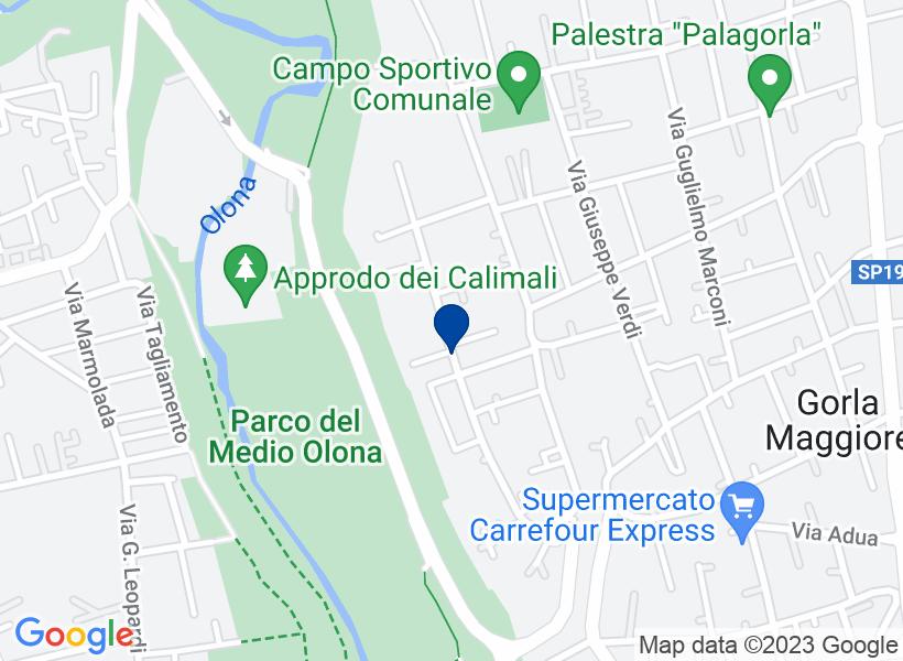 Opificio industriale, GORLA MAGGIORE