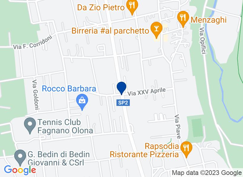 Fabbricato commerciale, FAGNANO OLONA