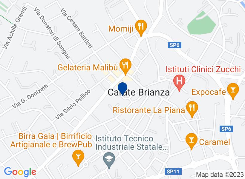 Fabbricato commerciale, CARATE BRIANZA