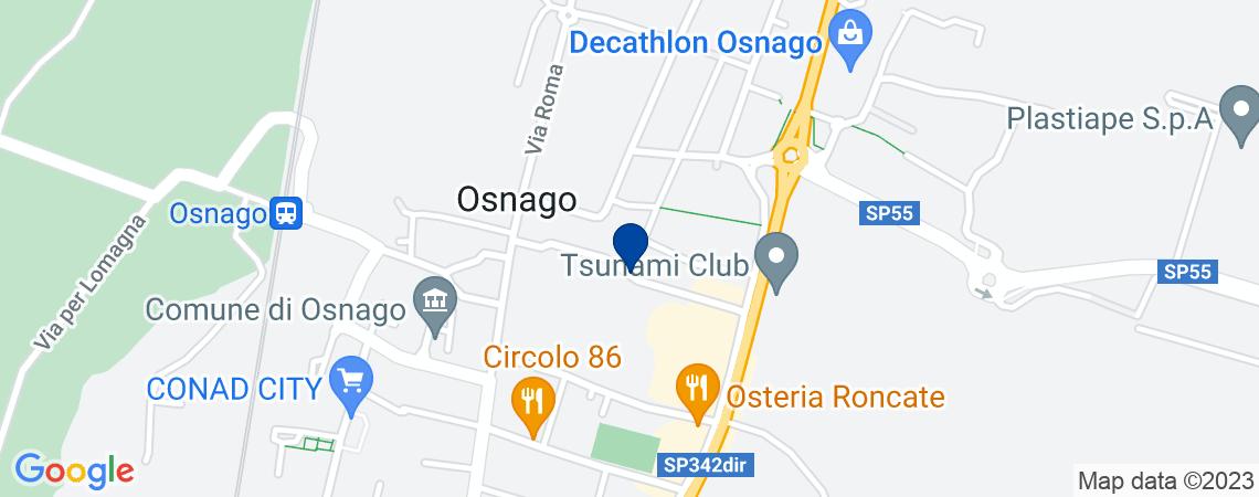 Fabbricato commerciale, OSNAGO