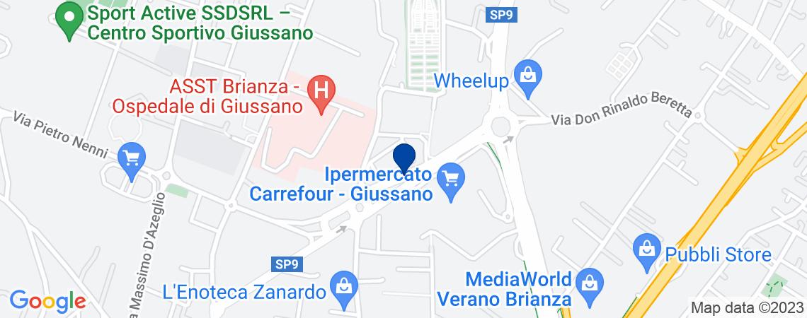 Ufficio, GIUSSANO