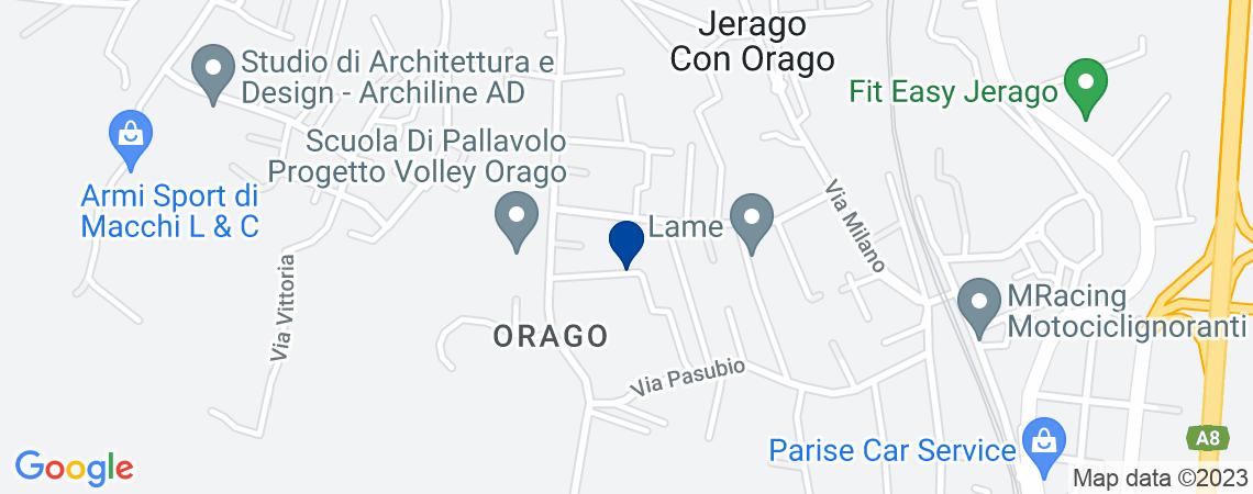 Appartamento Bilocale, JERAGO CON ORAGO