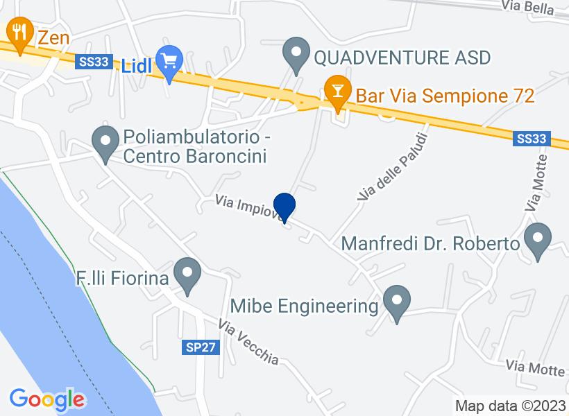 Appartamento Trilocale, SESTO CALENDE