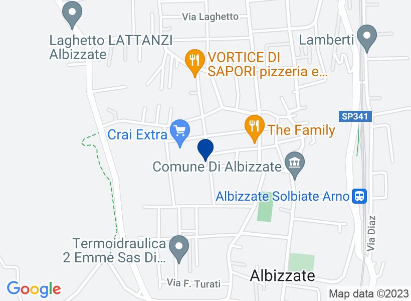Ufficio, ALBIZZATE