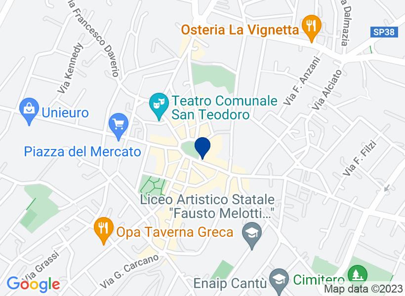 Castello, Palazzo d'arte, provincia di COMO