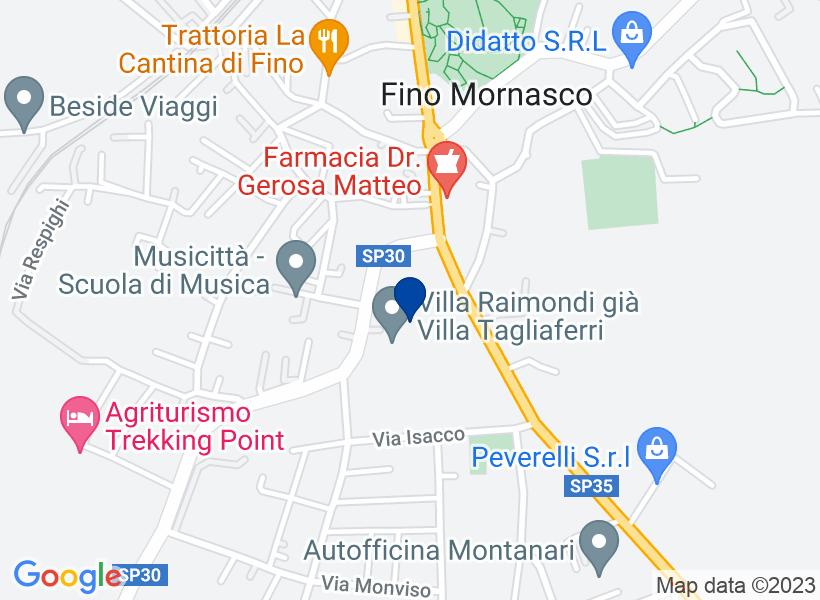 Appartamento, FINO MORNASCO