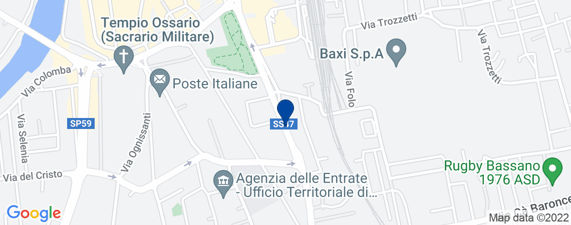 Magazzino, BASSANO DEL GRAPPA