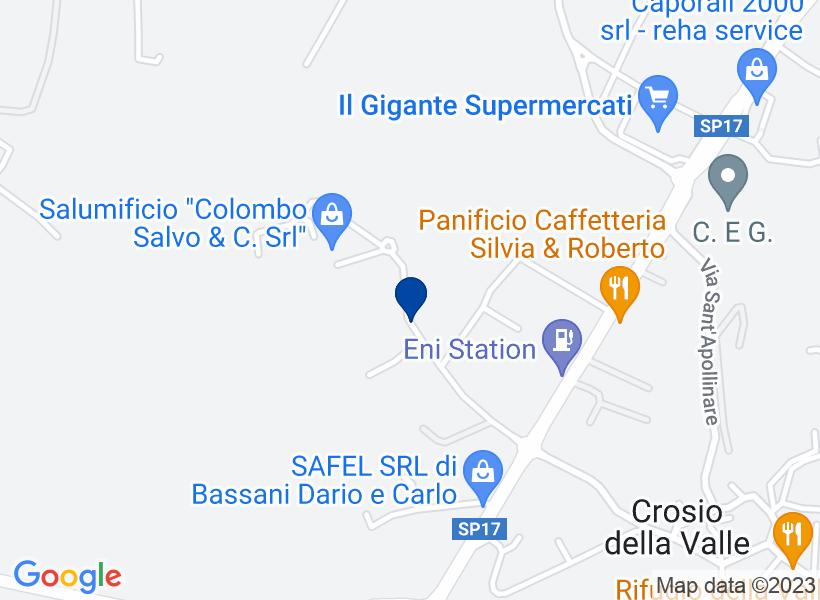 Opificio industriale, CROSIO DELLA VALLE