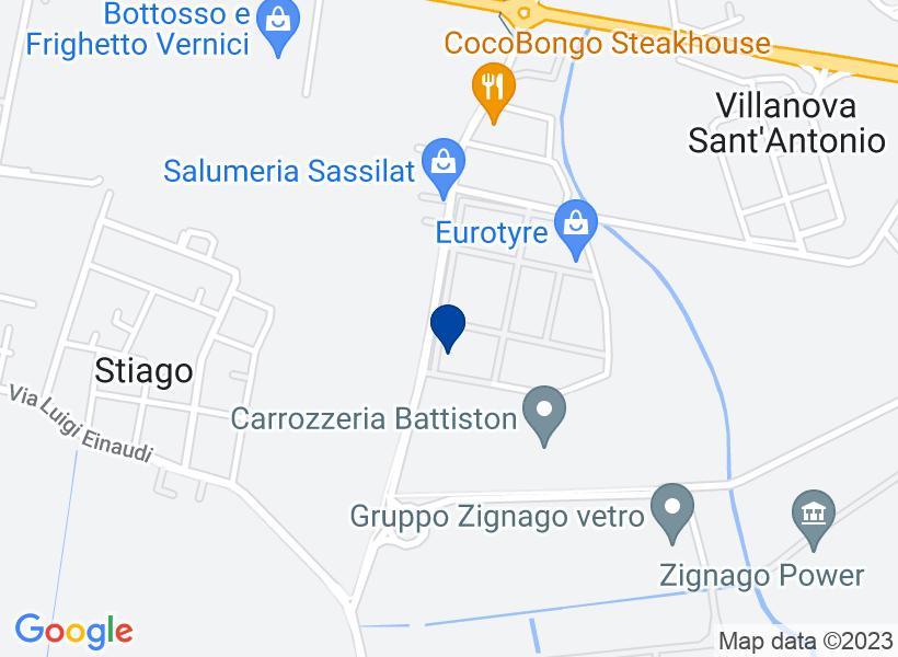 Fabbricato industriale, FOSSALTA DI PORTOG...