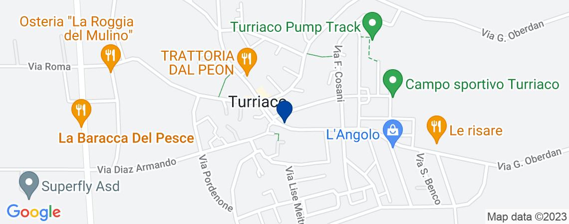 Fabbricato commerciale, TURRIACO