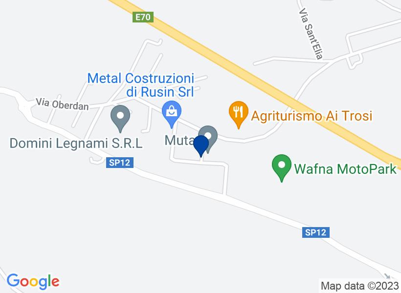 Opificio industriale, SAN PIER D'ISONZO