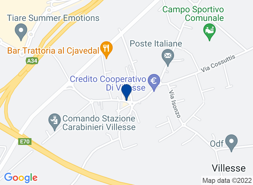 Ufficio, VILLESSE