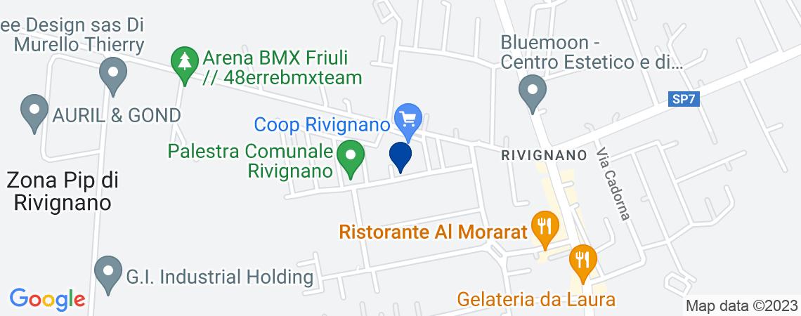 Ufficio, RIVIGNANO