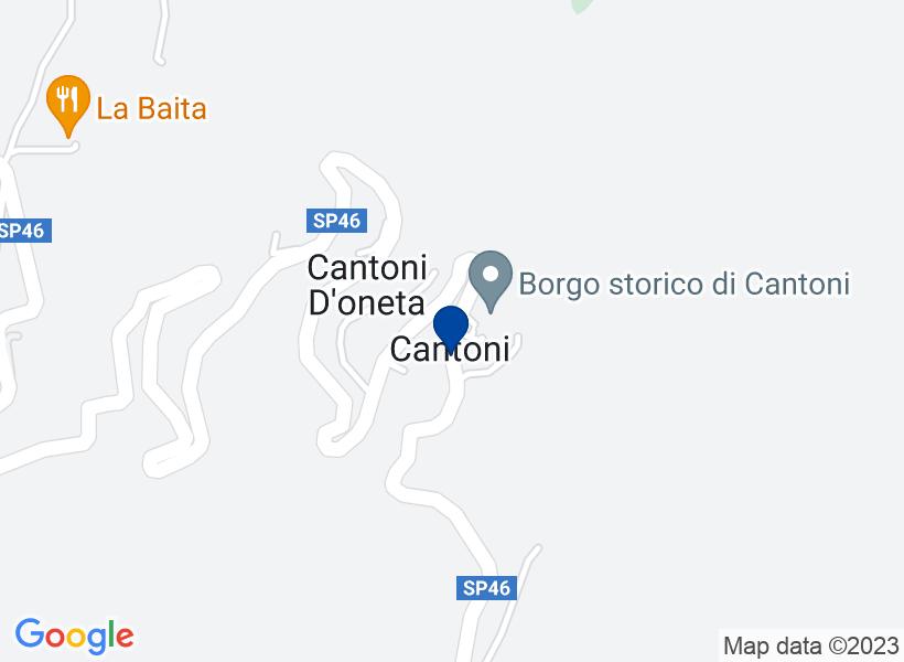 Abitazione rurale, ONETA