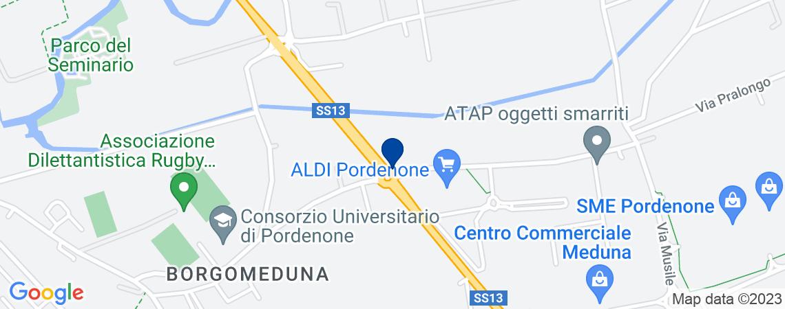 Fabbricato commerciale, PORDENONE