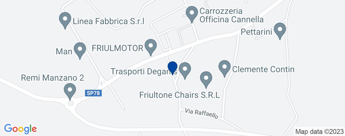 Fabbricato industriale, MANZANO