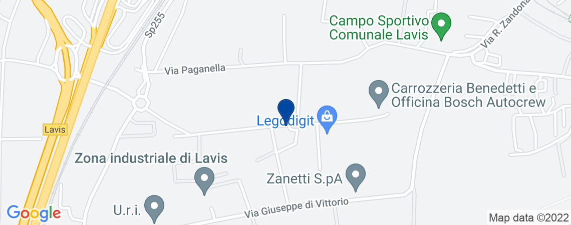 Opificio industriale, LAVIS