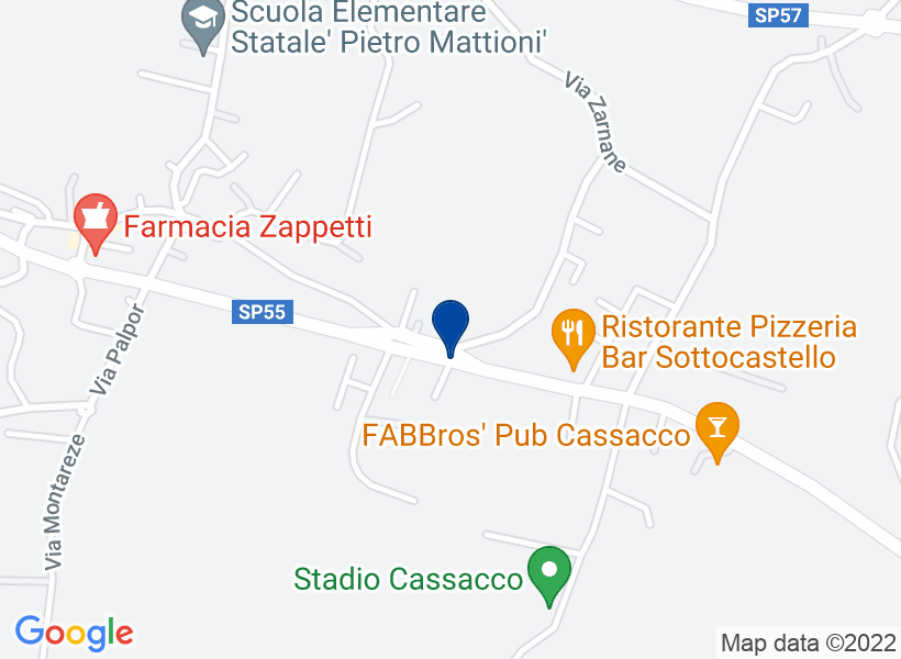 Fabbricato industriale, CASSACCO