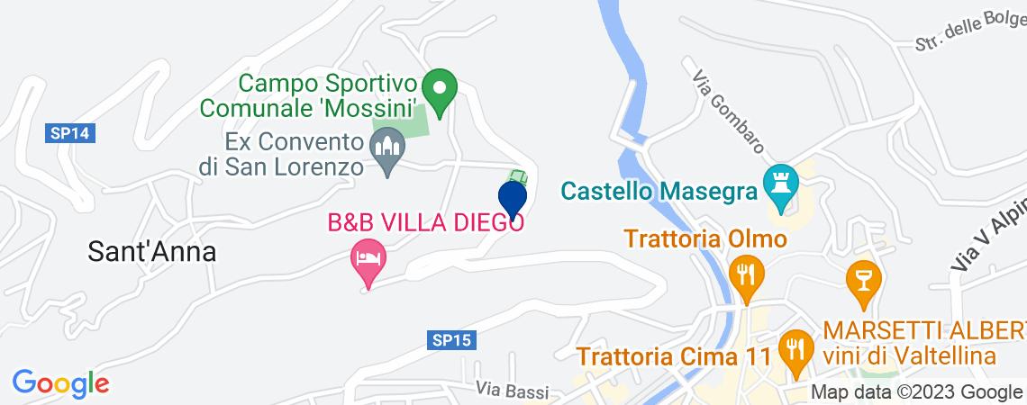 Villetta, SONDRIO