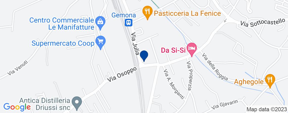 Ufficio, GEMONA DEL FRIULI