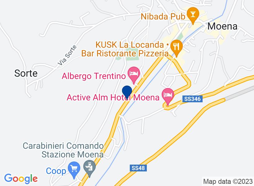 Albergo, MOENA