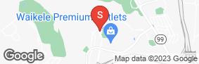 Location of Storage Solution's Waikele Self Storage in google street view
