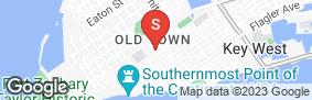 Location of Key West Mini Storage in google street view