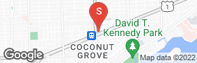 Location of Safeguard Self Storage - Coconut Grove in google street view