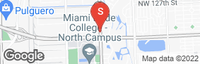 Location of Safeguard Self Storage - Hialeah in google street view