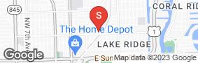 Location of Burlington Self Storage Of Fort Lauderdale in google street view