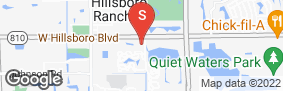 Location of Safeguard Self Storage - Coconut Creek in google street view
