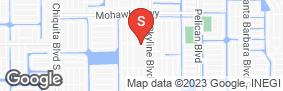 Location of Skyline Self Storage, Llc in google street view