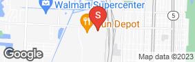 Location of Alpine Storage - Lake Worth #2 in google street view